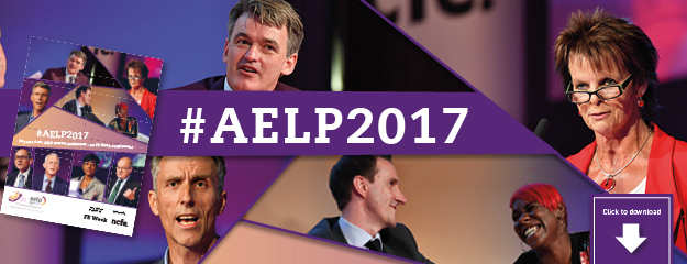 AELP Annual Conference - day one