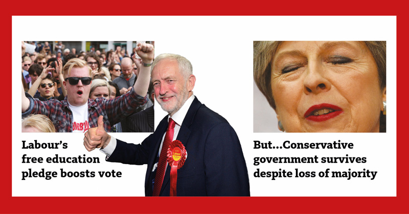 General election result: what does it mean for FE?