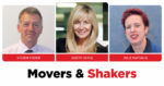 Movers and Shakers: Edition 211