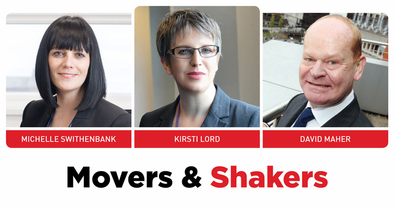 Movers and Shakers: Edition 212