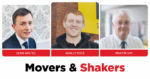 Movers and Shakers: Edition 213