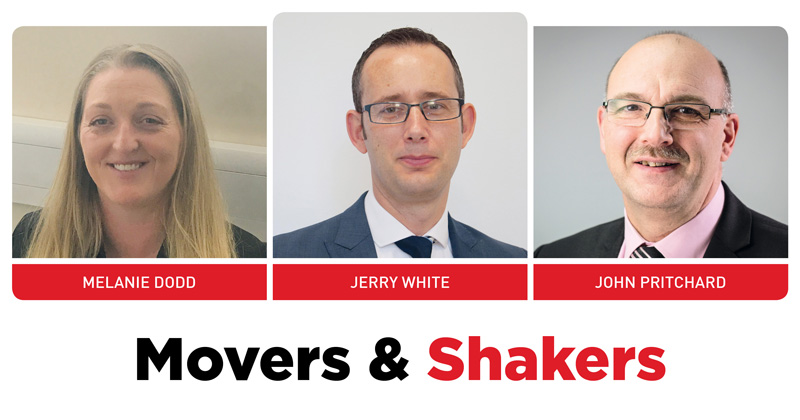 Movers and Shakers: Edition 214