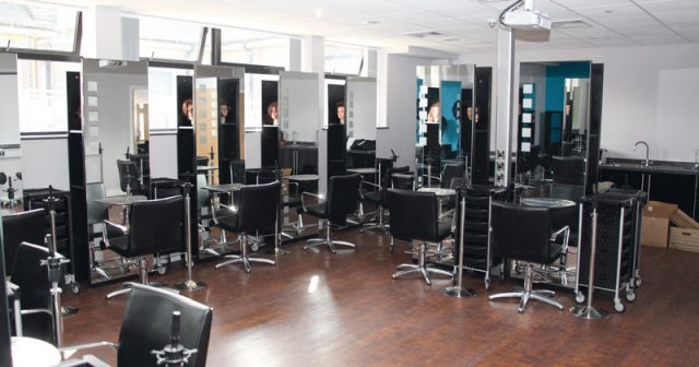 Salon hosts gentleman's-only day to raise awareness of male cancers
