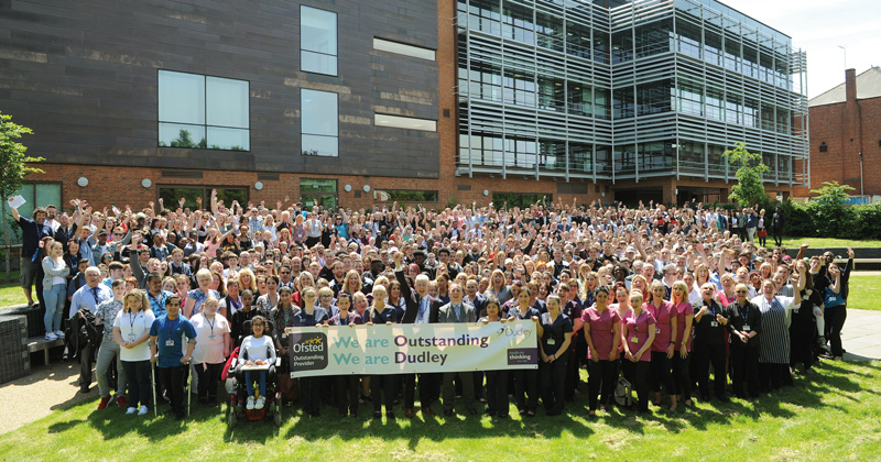 Exclusive: First outstanding Ofsted rating for FE college in 14 months