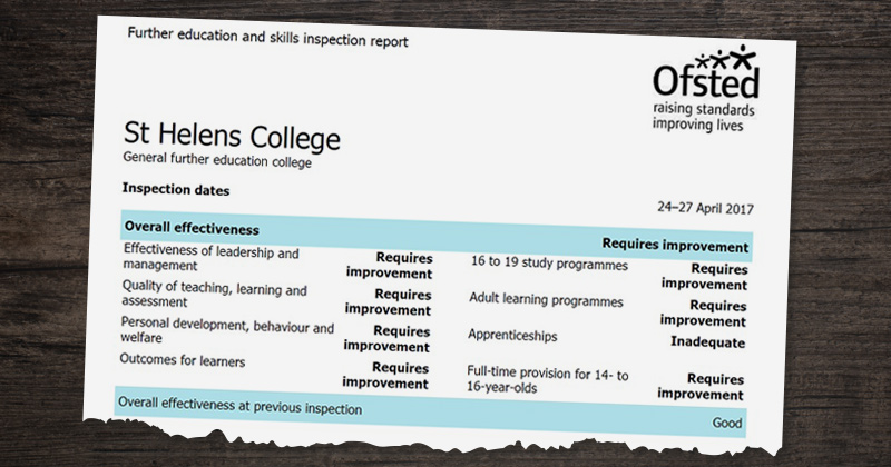 College defiant despite damning Ofsted meaning apprentice register removal