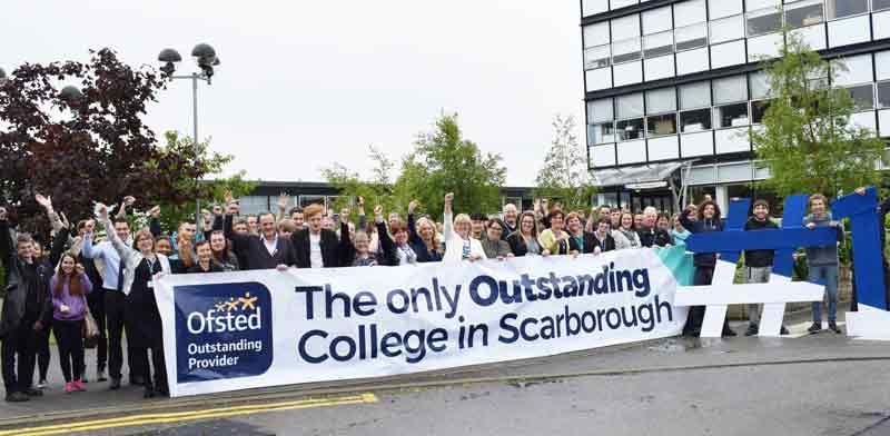 Second FE college gets grade one Ofsted in two weeks