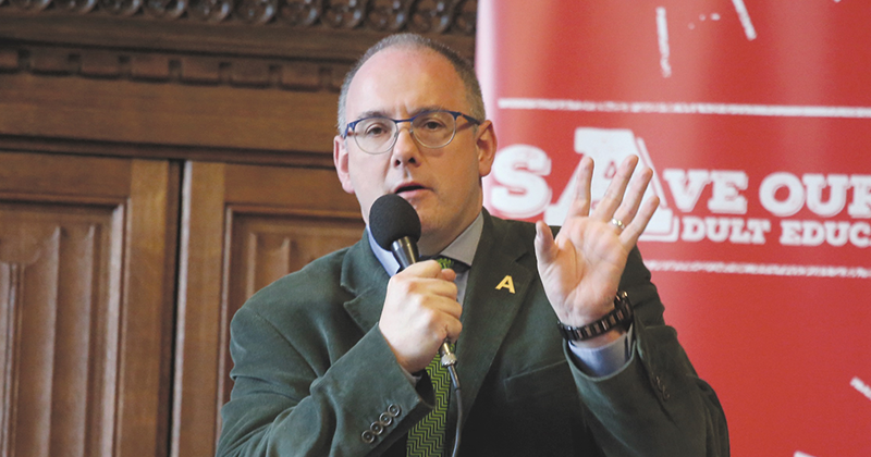 Exclusive: Halfon to run for education select committee chair