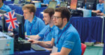 IT students represent the UK at global coding competition