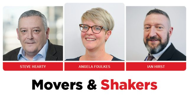 Movers and Shakers: Edition 215