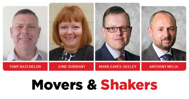 Movers and Shakers: Edition 216