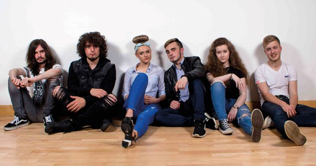 Blackpool band win national BTEC music competition