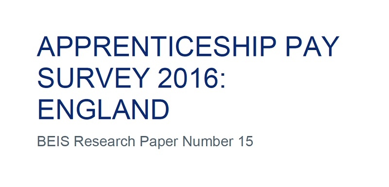 Breaking: Apprenticeship pay survey exposes rise in proportion paid illegal wages