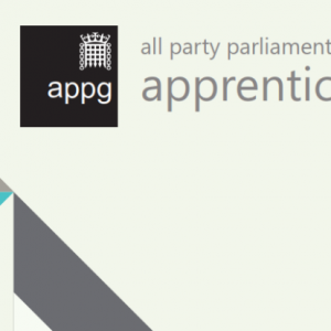 All-party parliamentary group on apprenticeships calls for pay reform
