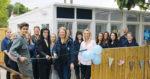 Animal care students run cattery for homeless felines