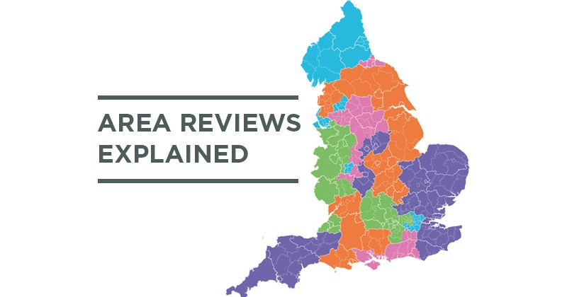 Area reviews in further education: a summary