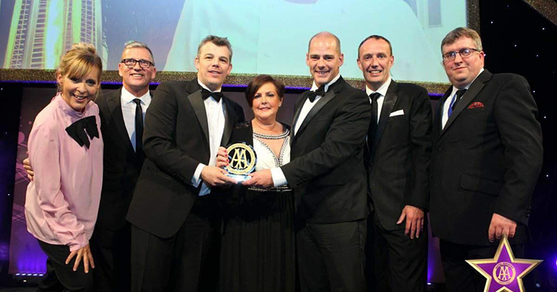 South Cheshire College's 'Academy' restaurant and deli named AA College Restaurant of the Year 2017