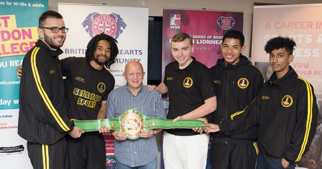 Former world-champion boxer Charlie Magri is new coach at college's boxing academy