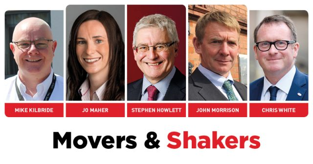 Movers and Shakers: Edition 218