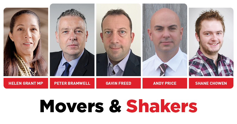 Movers and Shakers: Edition 219