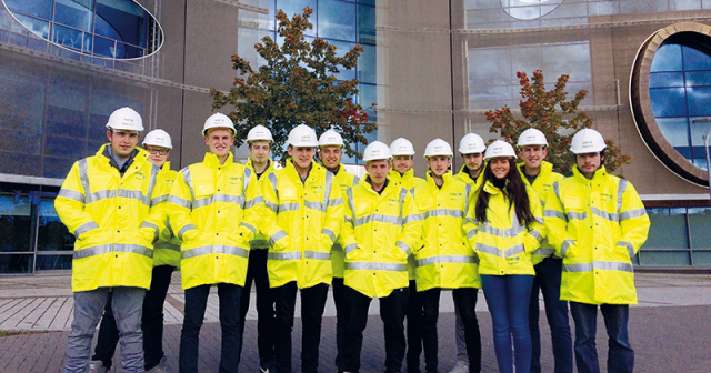 Only one FE institution shortlisted in nationwide 'Construction Investing in Talent Awards'