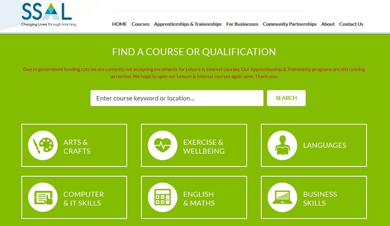 Good-rated Somerset provider loses 97% of its adult education budget