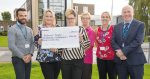Health and social care team raise over £1500 for Alzheimer's charity