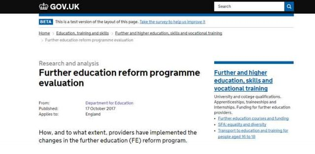 Concern at negative impact of FE loans on disadvantaged