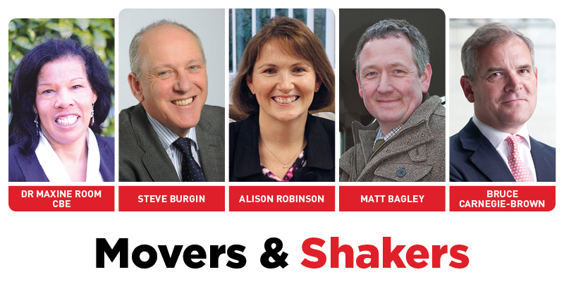 Movers and Shakers: Edition 220