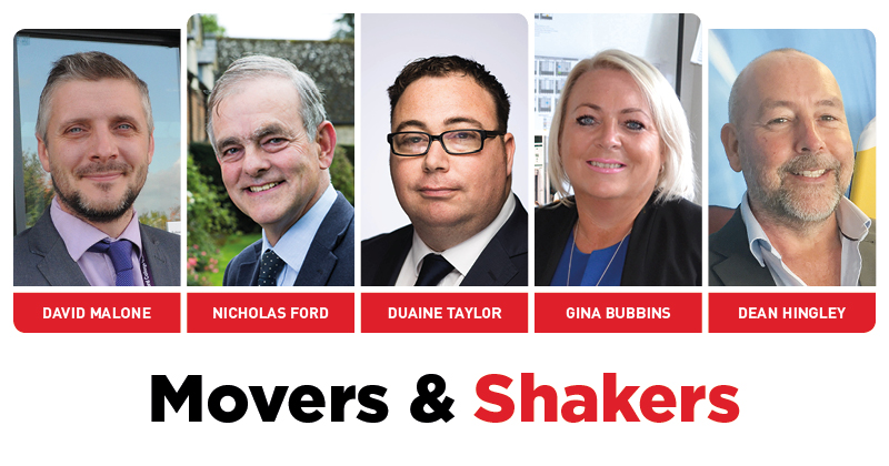 Movers and Shakers: Edition 221
