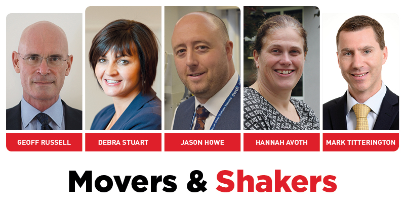 Movers and Shakers: Edition 222