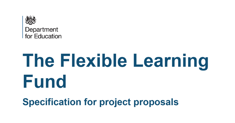 £10m adult flexible learning fund launches