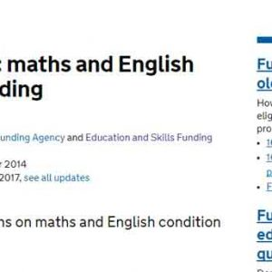 Frustration as 5% tolerance on English and maths extended indefinitely