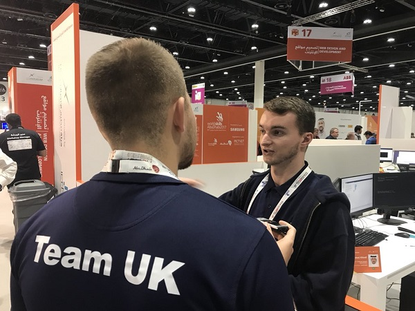 WorldSkills 2017: BAE Systems apprentice aims for gold