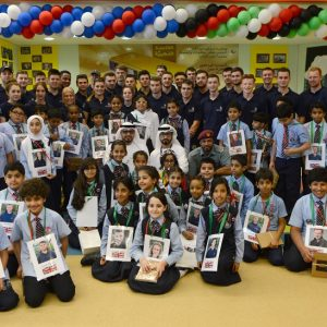 WorldSkills 2017: A school visit to remember for Team UK