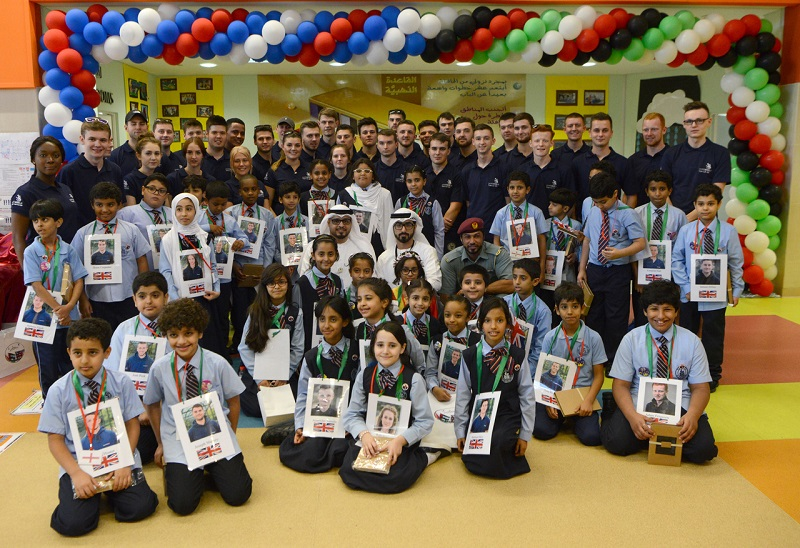 WorldSkills 2017: A school visit to remember for Team UK