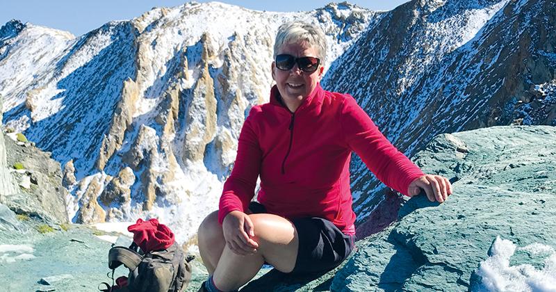 Everest trek will fund bursaries at adult education college