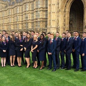 WorldSkills 2017: Team UK given send-off at Parliament