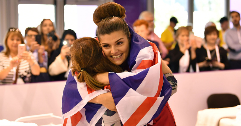 WorldSkills 2017: Team UK strikes gold in Abu Dhabi