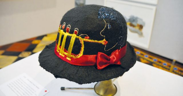 College students win big in jazz-themed textile-making competition