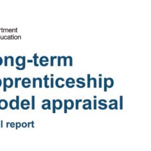 Apprenticeship funding model report provokes dismay
