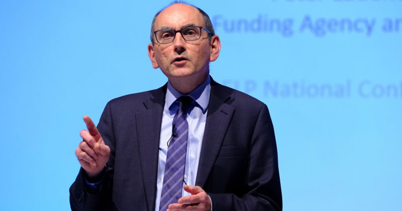 ESFA boss Peter Lauener to lead Student Loans Company