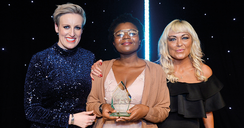 Bath College celebrate their 'Adult Student of the Year'