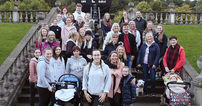 Fundraising walk will help establish dementia café at New College Durham