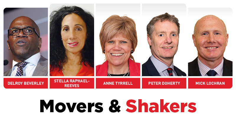 Movers and Shakers: Edition 224
