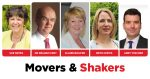 Movers and Shakers: Edition 225