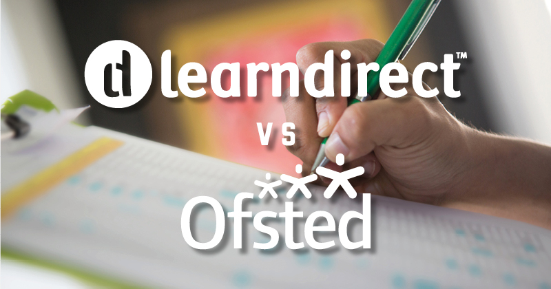 Ofsted returns to Learndirect as the provider fights for survival