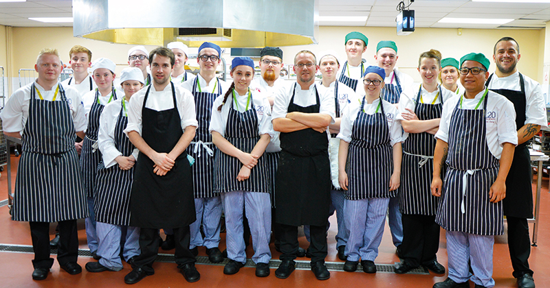 Liverpool FC catering team deliver a masterclass in stadium catering