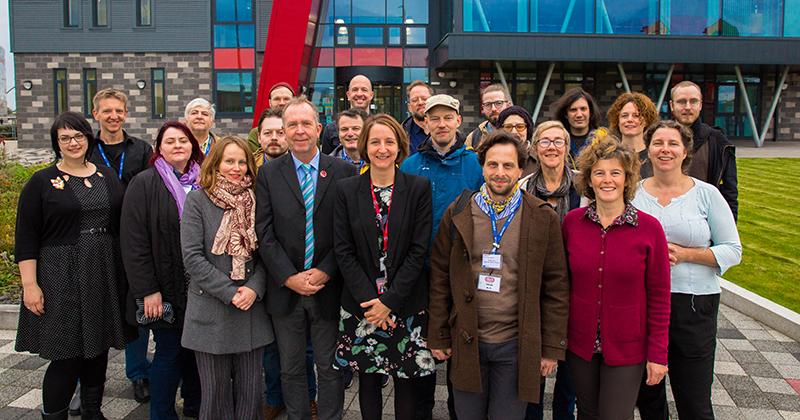 EU teachers descend on Middlesbrough for international STEM project