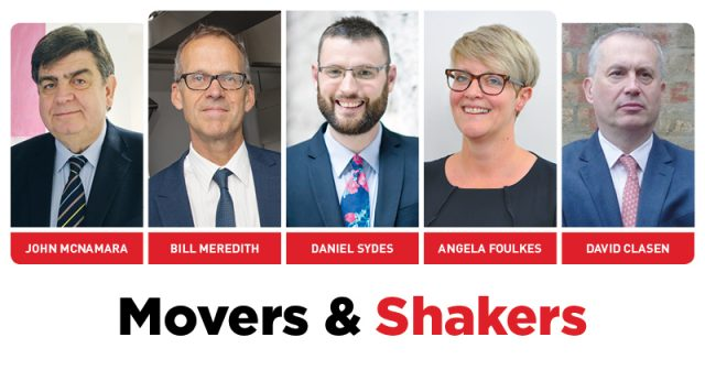 Movers and Shakers: Edition 226