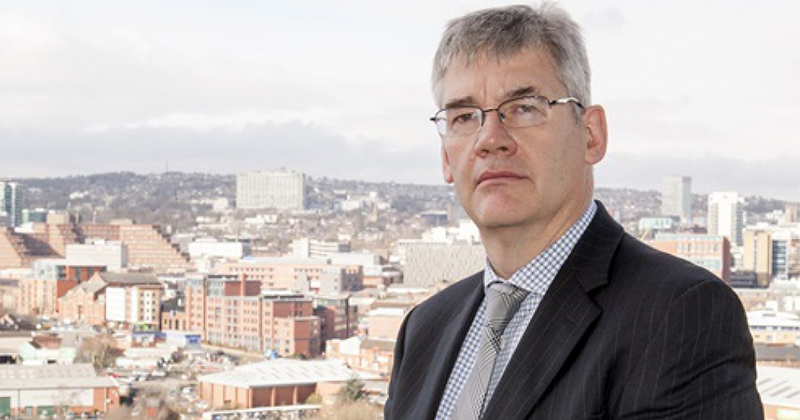 Sheffield College chief executive resigns